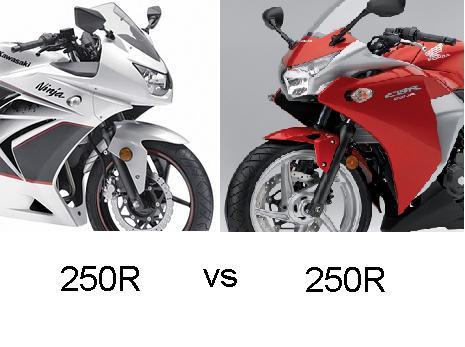 Komparasi Kelebihan dan Kekurangan Design CBR 250cc vs Ninja 250cc