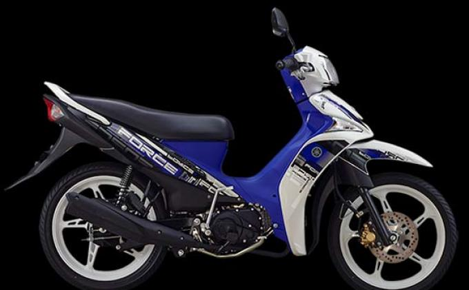 Komparasi Panas Suzuki Shooter VS Yamaha Force, Siapa